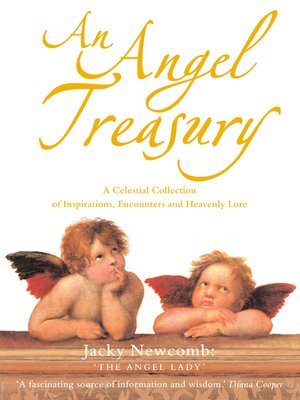 cover image of An Angel Treasury