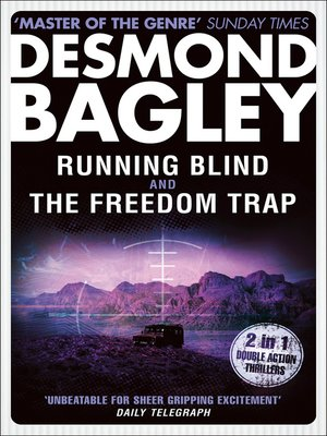 cover image of Running Blind / the Freedom Trap