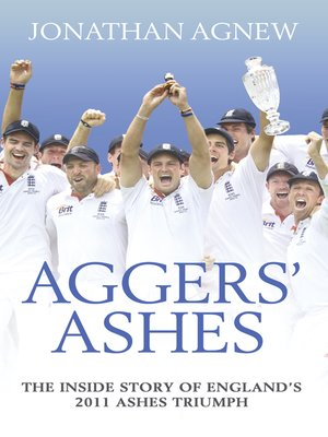 cover image of Aggers' Ashes