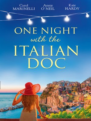 cover image of One Night With the Italian Doc