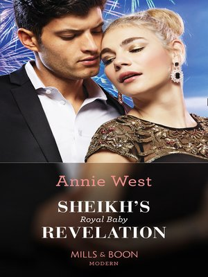 cover image of Sheikh's Royal Baby Revelation