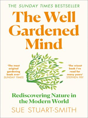 cover image of The Well Gardened Mind