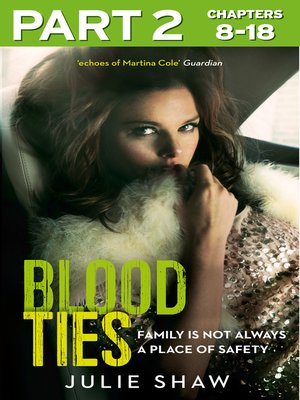 cover image of Blood Ties, Part 2 of 3