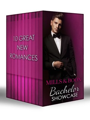 cover image of Mills & Boon Bachelor Showcase