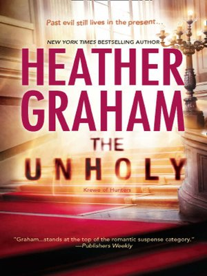 cover image of The Unholy