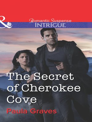 cover image of The Secret of Cherokee Cove