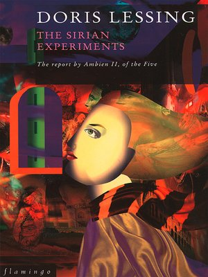 cover image of The Sirian Experiments