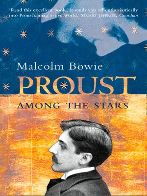 cover image of Proust Among the Stars