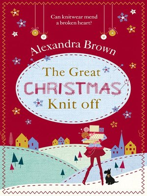 cover image of The Great Christmas Knit Off