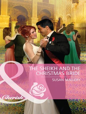cover image of The Sheikh and the Christmas Bride