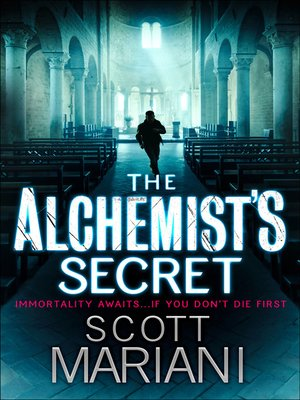 cover image of The Alchemist's Secret