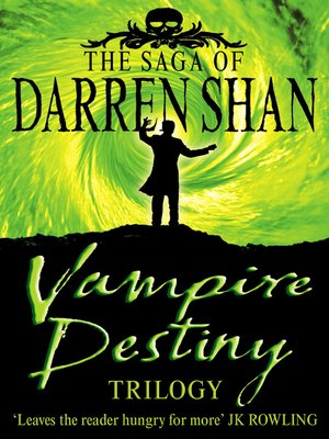 cover image of Vampire Destiny Trilogy