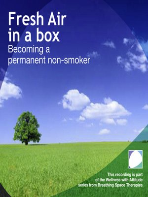 cover image of Fresh air in a box