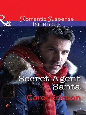 cover image of Secret Agent Santa