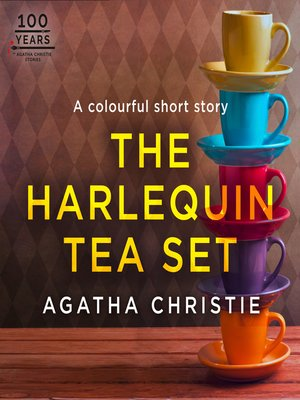 cover image of The Harlequin Tea Set