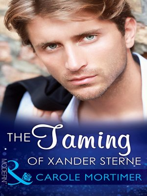 cover image of The Taming of Xander Sterne