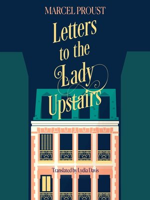 cover image of Letters to the Lady Upstairs
