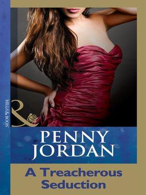cover image of A Treacherous Seduction