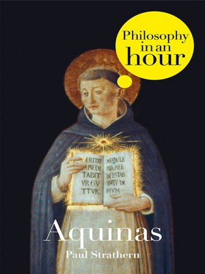 cover image of Thomas Aquinas