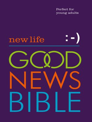 cover image of New Life Good News Bible (GNB)