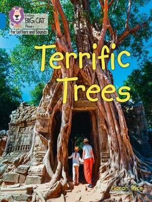 cover image of Collins Big Cat Phonics for Letters and Sounds – Terrific Trees