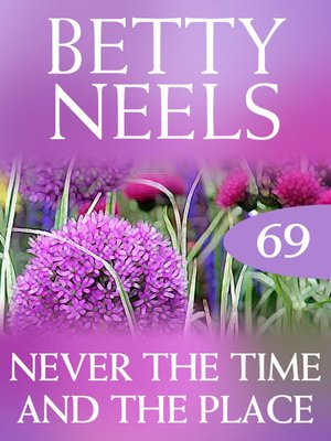 cover image of Never the Time and the Place
