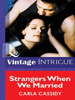 cover image of Strangers When We Married