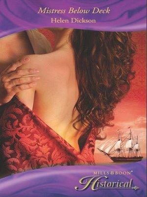 cover image of Mistress Below Deck
