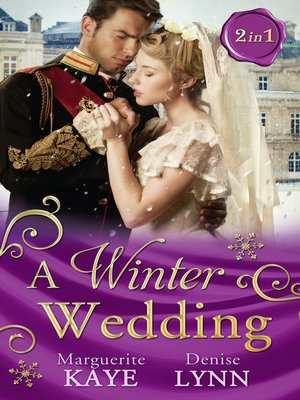 cover image of A Winter Wedding