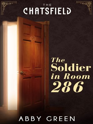 cover image of The Soldier in Room 286