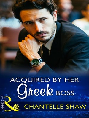 cover image of Acquired by Her Greek Boss