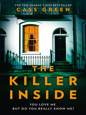 cover image of The Killer Inside