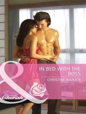 cover image of In Bed with the Boss