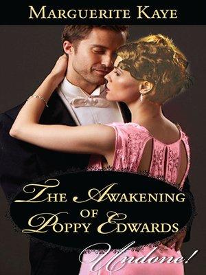cover image of The Awakening of Poppy Edwards