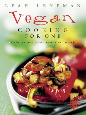 cover image of Vegan Cooking for One