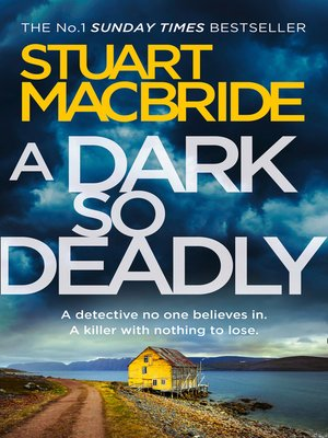cover image of A Dark So Deadly