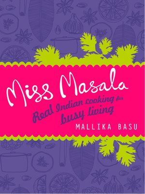cover image of Miss Masala