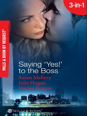 cover image of Saying 'Yes!' to the Boss