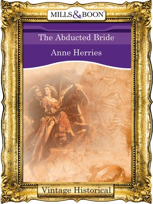 cover image of The Abducted Bride