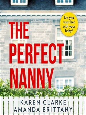 cover image of The Perfect Nanny