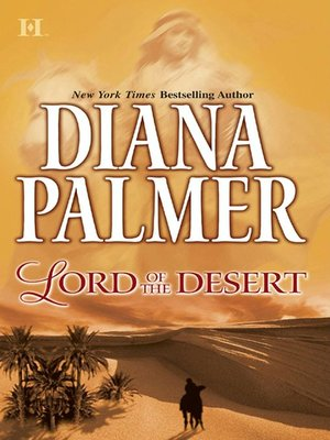 cover image of Lord of the Desert