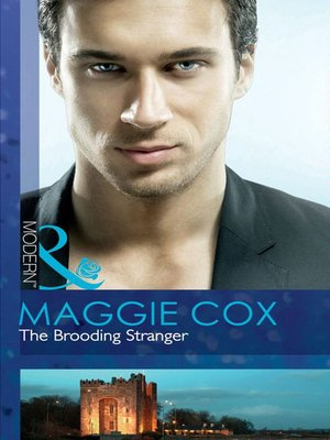 cover image of The Brooding Stranger