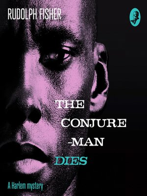 cover image of The Conjure-Man Dies