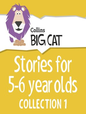 cover image of Stories for 5 to 6 year olds, Collection 1