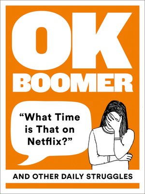 cover image of OK Boomer
