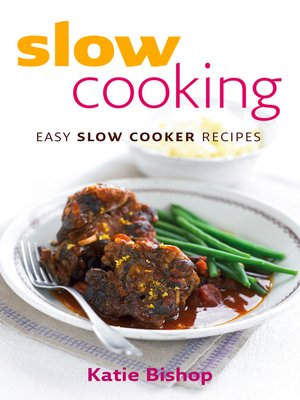 cover image of Slow Cooking