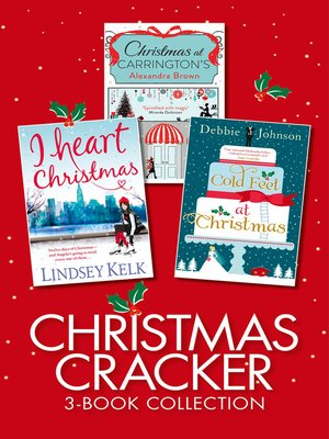 cover image of Christmas Cracker 3-Book Collection