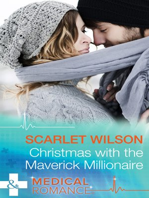 cover image of Christmas with the Maverick Millionaire