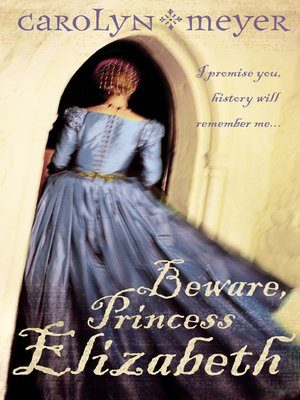 cover image of Beware, Princess Elizabeth