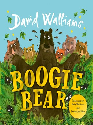 cover image of Boogie Bear